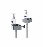 Hand Sanitizer Universal Dispenser Stand