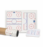 Ice Hockey Dry Erase Boards