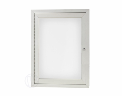 """Indoor Whiteboard Cabinets 72"""" W x 36"""" H"""