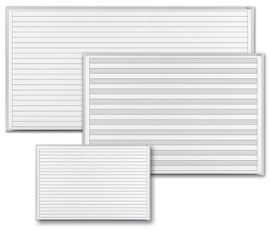 Lined Boards