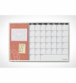 Magic-Tack Dry Erase Calendar Combo