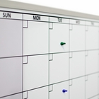 Magnetic Dry Erase Calendars