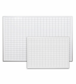 Magnetic Dry Erase Grid Board