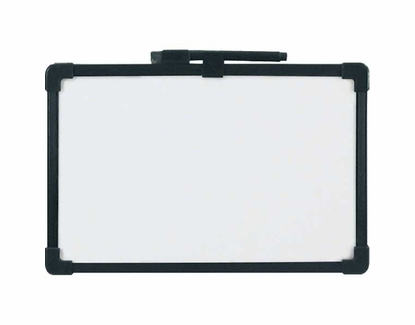 "Magnetic Dry Erase Lapboards 16"" x 22"" White"