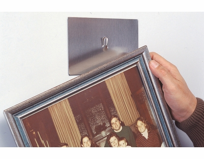 """Magnetic Picture Hangers 15 Lbs. 6"""" x 6"""""""