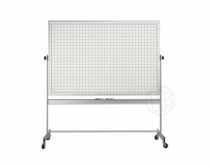 "Magnetic Portable Grid Boards 1"" x 2"" Grid on 2 Sides"