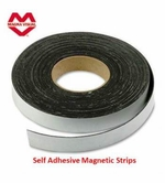 Magnetic Strips with Adhesive Backing