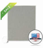 Marsh Tackable Space Divider - Light Grey