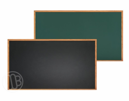"Oak Framed Chalkboards 18"" x 24"" Black"