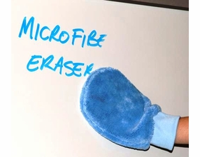 Opti-Wipe Dry Erase Cleaning Mitts