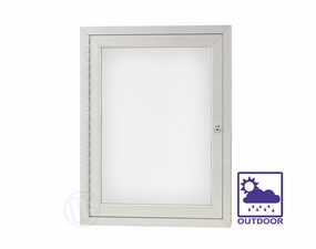Outdoor Whiteboard Cabinets