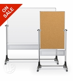 Platinum Magnetic Cork Whiteboard
