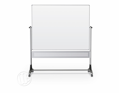 Platinum Magnetic Dry Erase Boards 4' High x 6' Wide