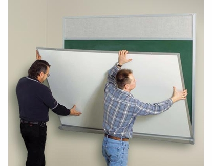 Retrofit Replacement Dry Erase Boards - 4x16