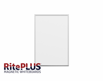 3' Tall x 2' W RitePlus® Magnetic Dry Erase Boards