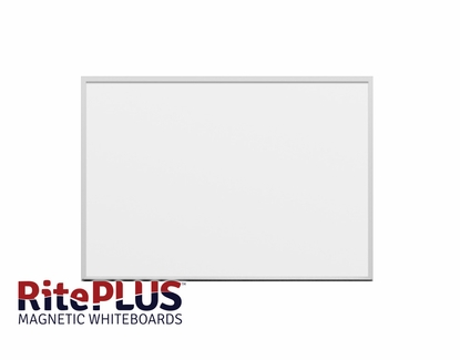"32"" Tall x 45.5"" W RitePlus® Magnetic Dry Erase Boards"