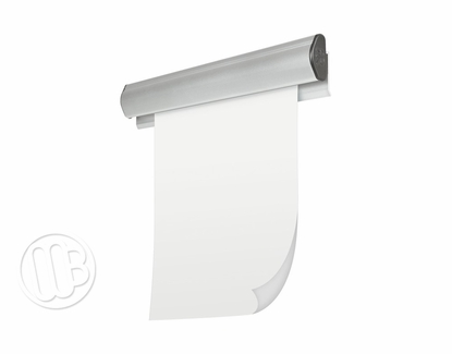 Tackless Paper Display Rails  3' Wide - 6 Pack