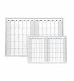 Two Month Calendars