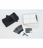 Deluxe XY Grid Lap Board Kit