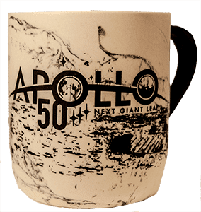 Apollo 50th Commemorative Mug