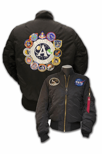 Apollo Flight Jacket