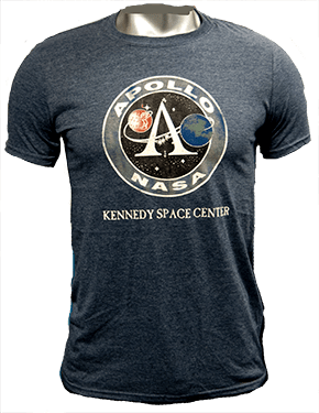 Apollo Missions Patch Tee