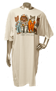 Astro Cats Nightshirt