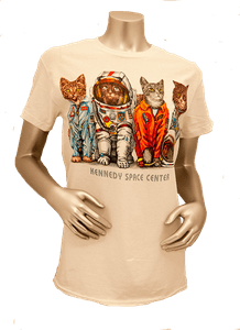 Astro Cats T-Shirt
