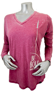 Be Bold in pink