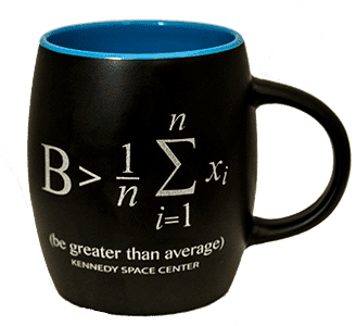Be Greater Than Average Mug