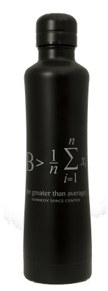 Be Greater Than Average Tumbler