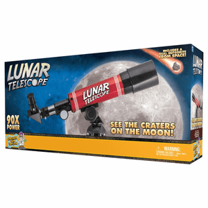 Dr. Cool Lunar Telescope