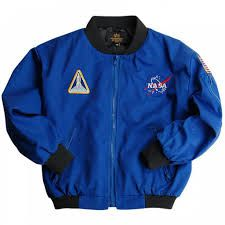 Flight Jacket NASA