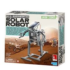 Green Science Solar Robot