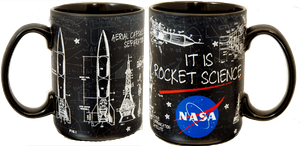 It Is Rocket Science Mug