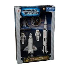 Legends of Space Apollo & Shuttle Set