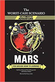 Mars You Decide How To Survive!