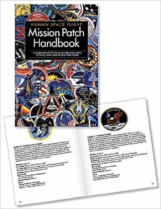 Mission Patch Book