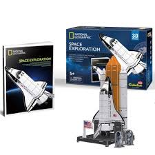 National Geographic Space Exploration Puzzle