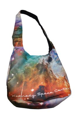 Kennedy Space Center / Hubble Graphic Tote
