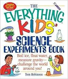 The Everything Kids Science Experiments