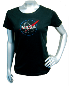 NASA logo sparkle