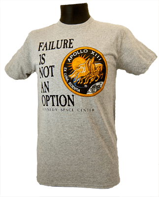 Failure is not Option - Classic Tee