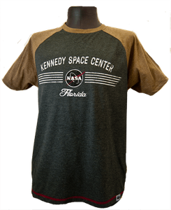 Two-toned Kennedy Space Center - Rider Tee