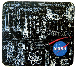 It Is Rocket Science - Mouse pad