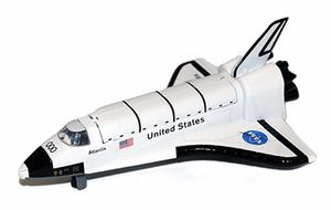 Space Vehicle Playsets
