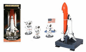 Space Shuttle Full Stack Playset