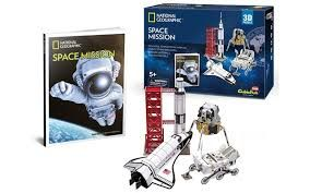 National Geograhic 3D Puzzle Space Missions