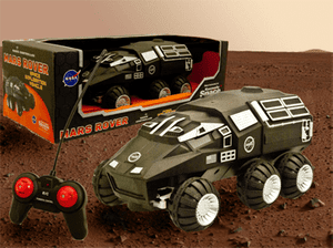 NASA Radio Controlled Mars Rover