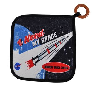 Retro I Need My Space Hot Pad